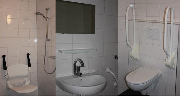 Wonen met zorg dat voelt als thuis - met vernieuwde badkamers